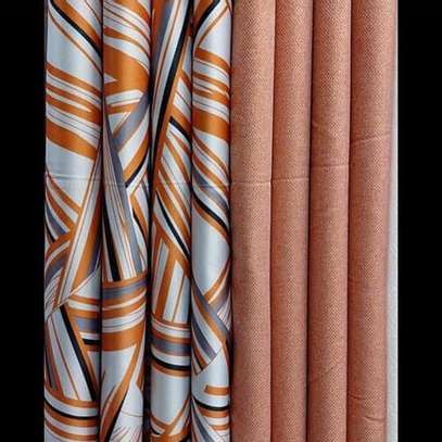 Curtains and Curtains and sheers per meter 1200 plus free stitching image 6