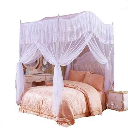 CURVED CANOPY MOSQUITO NET image 1