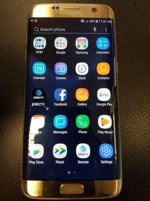 Samsung Galaxy S7 Edge (SM-G935A) Unlocked GSM Phone - Gold Platinum image 2