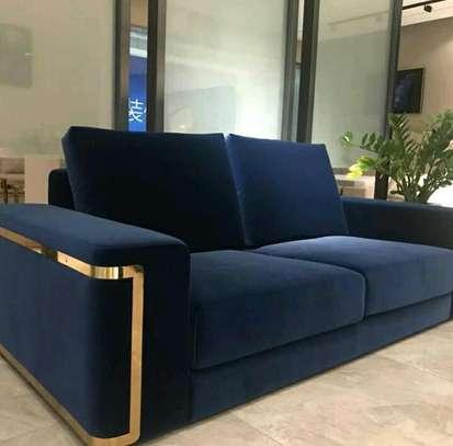 7 seater back pilowed super sofa image 1