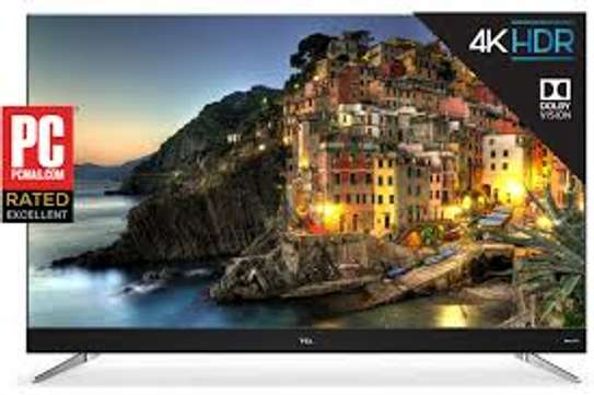 "TCL 50"" SMART 4K ANDROID TV image 2"
