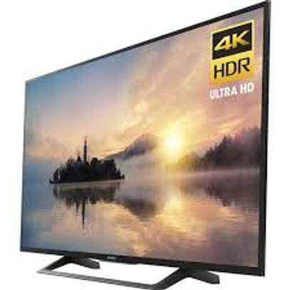 Sony 49 Inch 4K Ultra HD Smart Android image 1