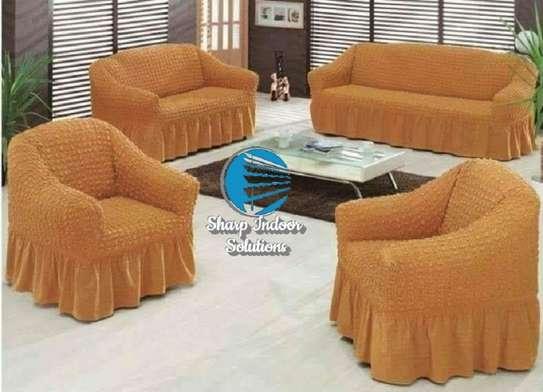 amazing Sofa Covers - 5 Seater image 4