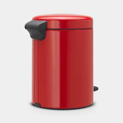 Newicon Pedal Bin 5L – Passion Red image 3