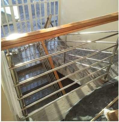 stainless steel railings image 2