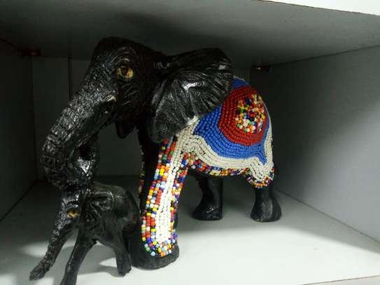 Beaded Sculpture image 3