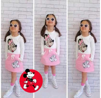 Fancy classy little girls clothes image 6