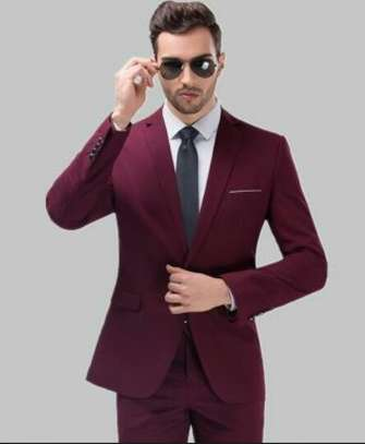 Maroon Suits
