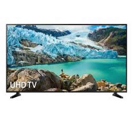 Samsung 43 inches 43TU8000 Smart UHD-4K Digital Frameless TVs image 1