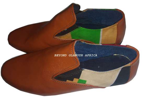 Male African shoes