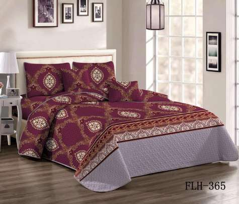 Beautiful Cotton Bed Covers 6x6 image 3