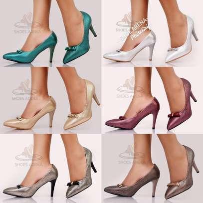 Shinny High heels image 1