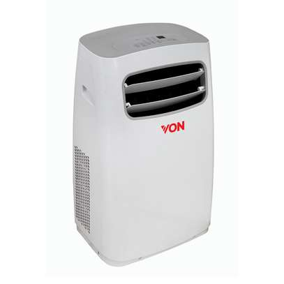 Von VAPTB124CM Portable AC R410, 12000 BTU - Cooling Only image 1