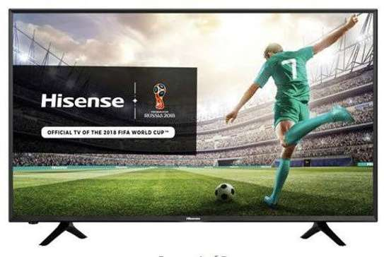 43 inches Hisense Smart Digital TVs image 2