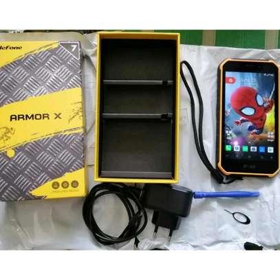 Ulefone Armor X7, 5.5, 2 GB + 16 GB, Dual SIM, 5000mAh - Black image 1