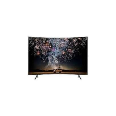 "Samsung 55"" 4K UHD CURVED TV,ALEXA VOICE CONTROL,WI-FI,NETFLIX,GOOGLE PLAY-Mid Month Deals image 1"