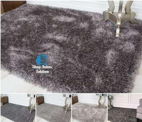 Super fluffy soft carpets(7*10) image 6