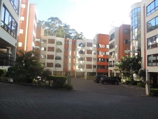 3 bedroom apartment for rent in Milimani image 1