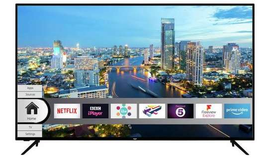 Vision 50 inches Frameless Android UHD-4K Smart Digital TVs image 1