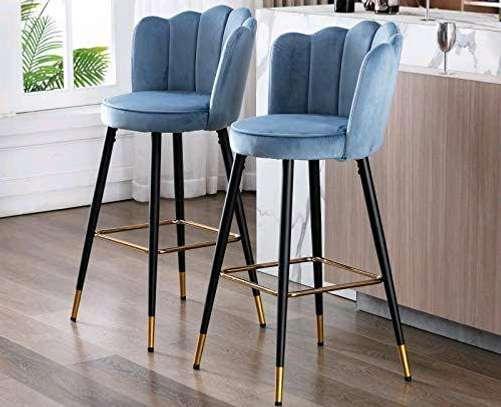 Modern bar stools for sale in Nairobi Kenya/Latest bar stools ideas/Bar stools kenya image 1