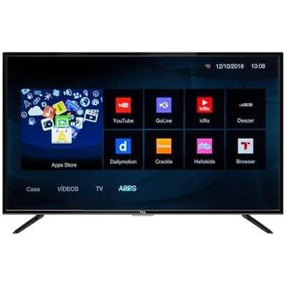 Syinix 55T730U Smart 4K Android TV image 1