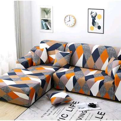 Generic L Shape Home Sofa Couch Seat Cover Slipcovers Couch Cover image 1