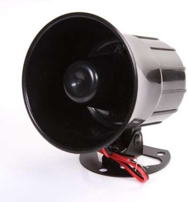 Horn Loud 12V Electric Car Truck Motorcycle siren horn image 1