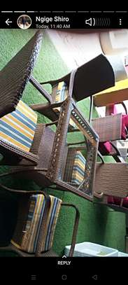 Outdoor furniture image 1