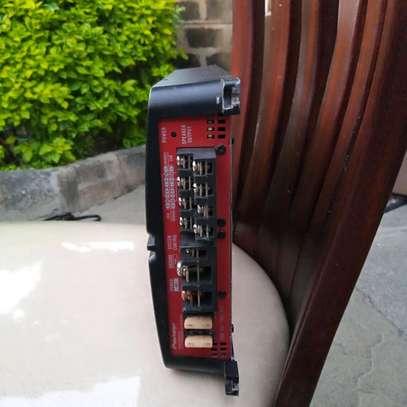 PIONEER AMPLIFIER 1000w GM-A6704 CHANNEL image 2