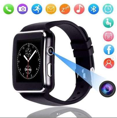 Unique Smartwatch with Simcard image 1
