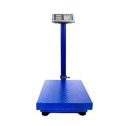 150kg Digital Electronic Price Platform Scale (Blue) image 1