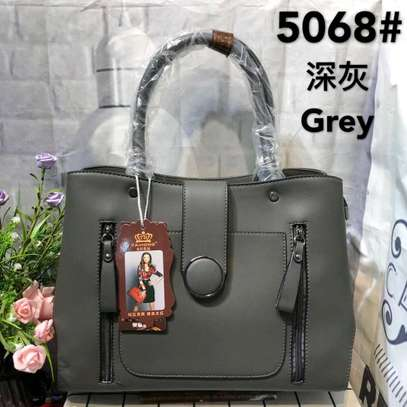 Trendy single ladies handbags image 1