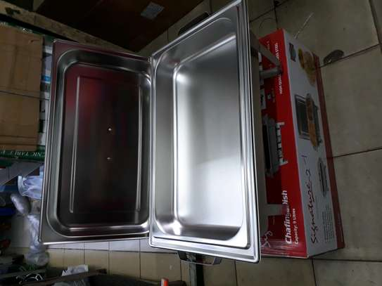 Signature single chaffing dish/Food warmer/Cheffing dish image 3