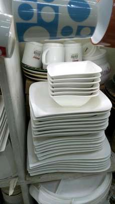 24pc ceramic dinner set/ Dinner set/24pc dinner set image 7