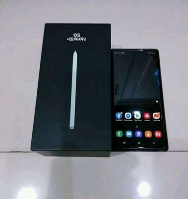 Samsung Galaxy Note 10 Plus [ 512 Gigabytes ] With Charging Pad image 4