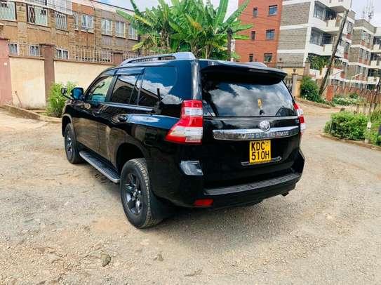 Toyota Prados J150 for Hire image 11