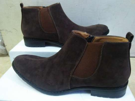 Suede Official Casual Boots image 3