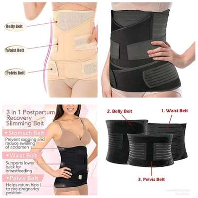 3 in 1 postpartum girdle image 1