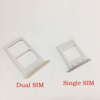 Replacement Dual/Single SIM Tray SD Card Reader for Samsung Galaxy Note 5 image 6