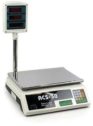 Electronic Weighing Machine up to 30kg image 1