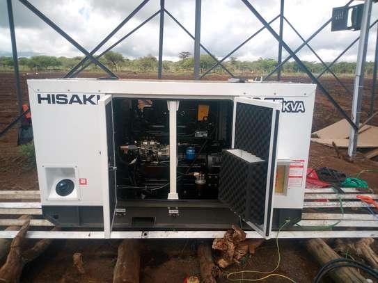 15Kw/18.75kva power Generator image 5