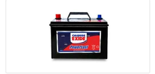 Chloride Exide Ns60 Car Battery image 1