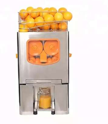 Orange juice squeezer