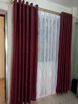 QUALITY HEAVY CURTAINS AND SHEERS image 3
