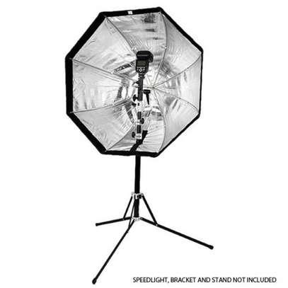 Godox 80cm Grid Umbrella Type Speedlight octagon softbox image 2