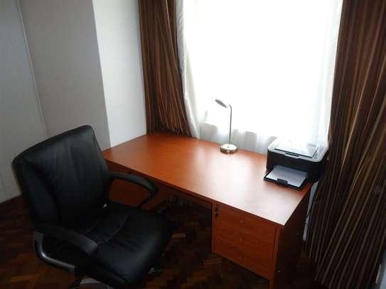 Furnished 3 bedroom apartment for rent in Westlands Area image 12
