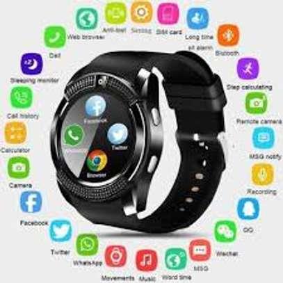 Sim bluetooth smartwatch bluetooth 4.0 image 2