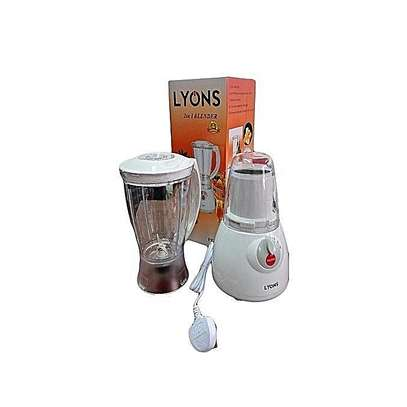 2 in 1 Blender with Grinding Machine 1.5L lyons image 1