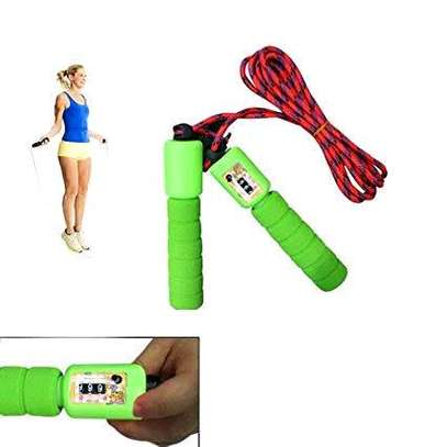 Digital Skipping Rope With Jump Counter image 1