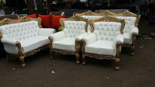 seven Seater antique sofas image 4